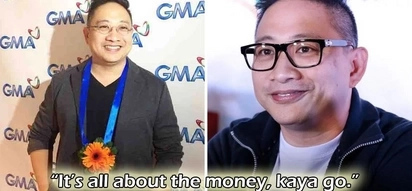 Di natitinag si Bitoy! Michael V responds in the most epic manner to netizen who accused him, 'It's all about the money'