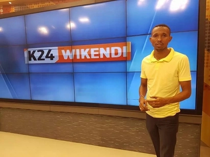 Who is the owner of K24 TV station in Kenya?