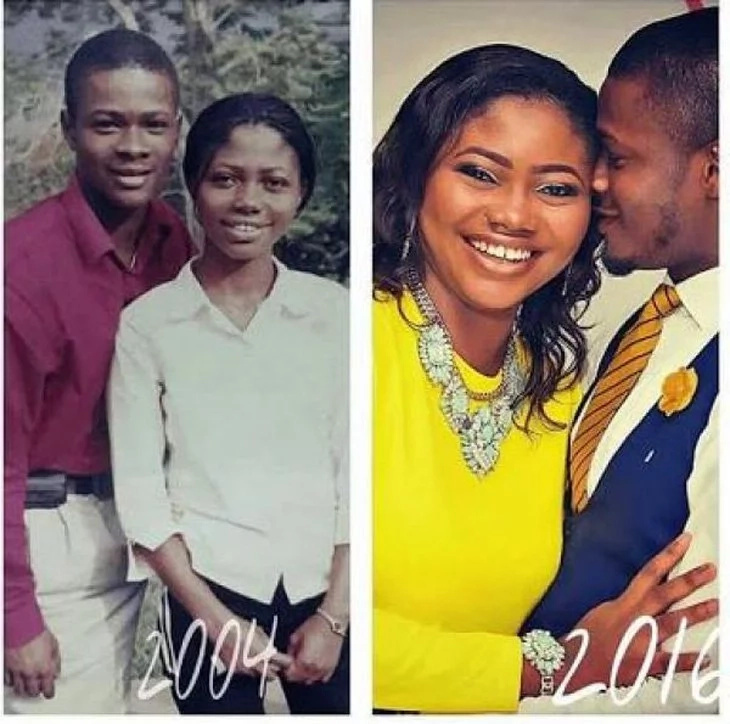 See the adorable couple who has been dating for 12 years