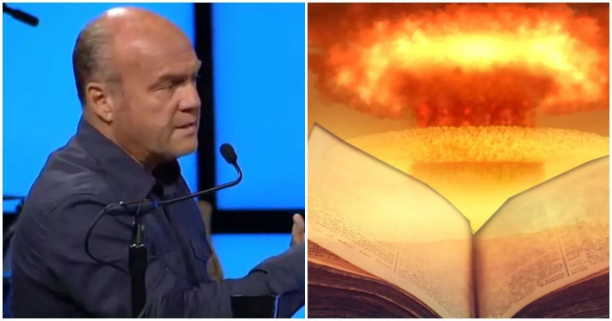 Pastor makes doomsday prophecy of World War 3 and NUCLEAR holocaust (photo, video)