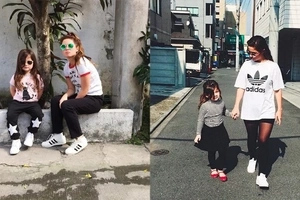 7 photos of Andi Eigenmann with Ellie that will make you want to have children