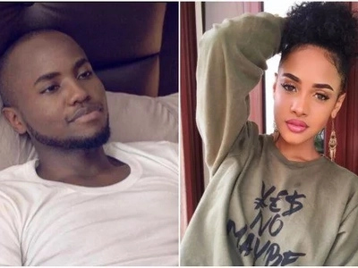 Nick Mutuma's hot ex-girlfriend clears the air after news of her pregnancy emerged