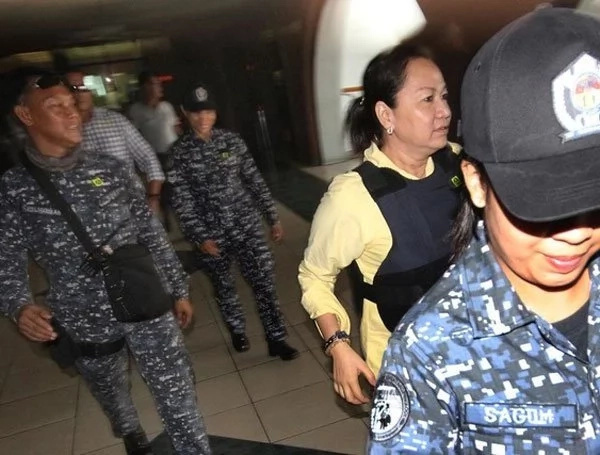 Janet Napoles enjoys state protection given by DOJ