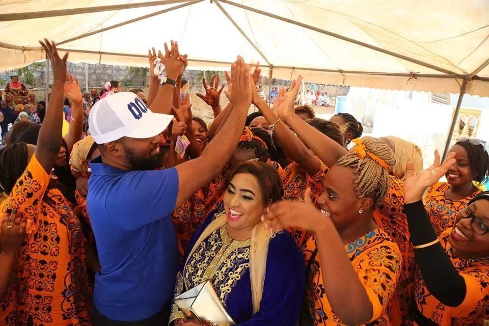 Daughter of loyal ODM MP married in beautiful wedding (photos)