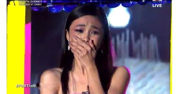 Maymay wins Pinoy Big Brother Lucky 7