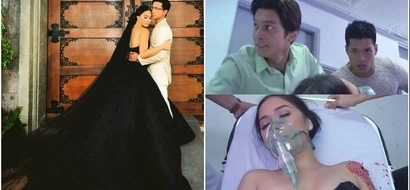 May sablay na naman! A Pinoy netizen notices that the medical equipment used on Maja Salvador on 'Wildflower' is the wrong one