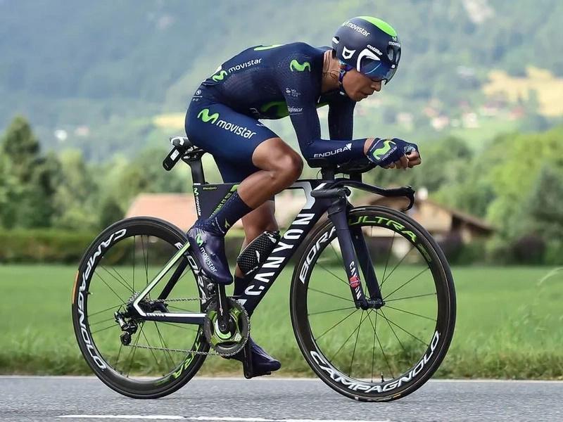 Nairo Quintana se ubicó en el podio del Tour de Francia