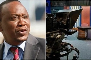 Uhuru Kenyatta's company launches a new TV station
