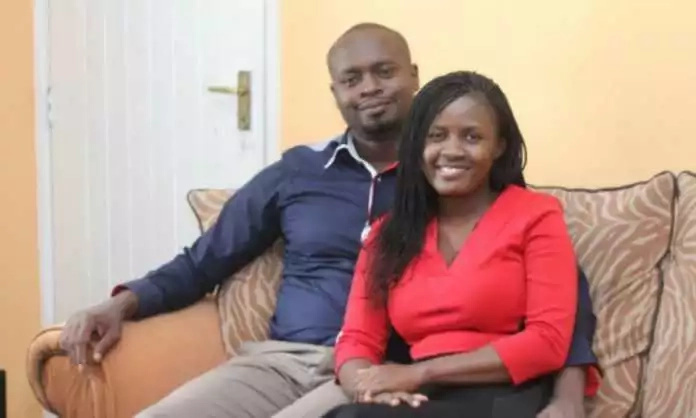 The couple still waiting for their first child after 10 years of marriage