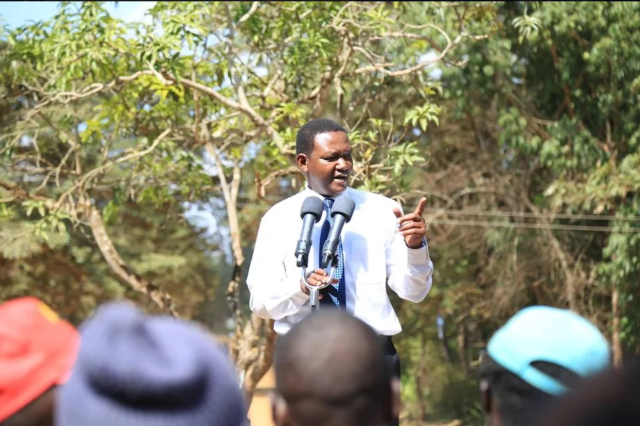Alfred Mutua in shouting match with NASA supporters days after meeting Uhuru at State House