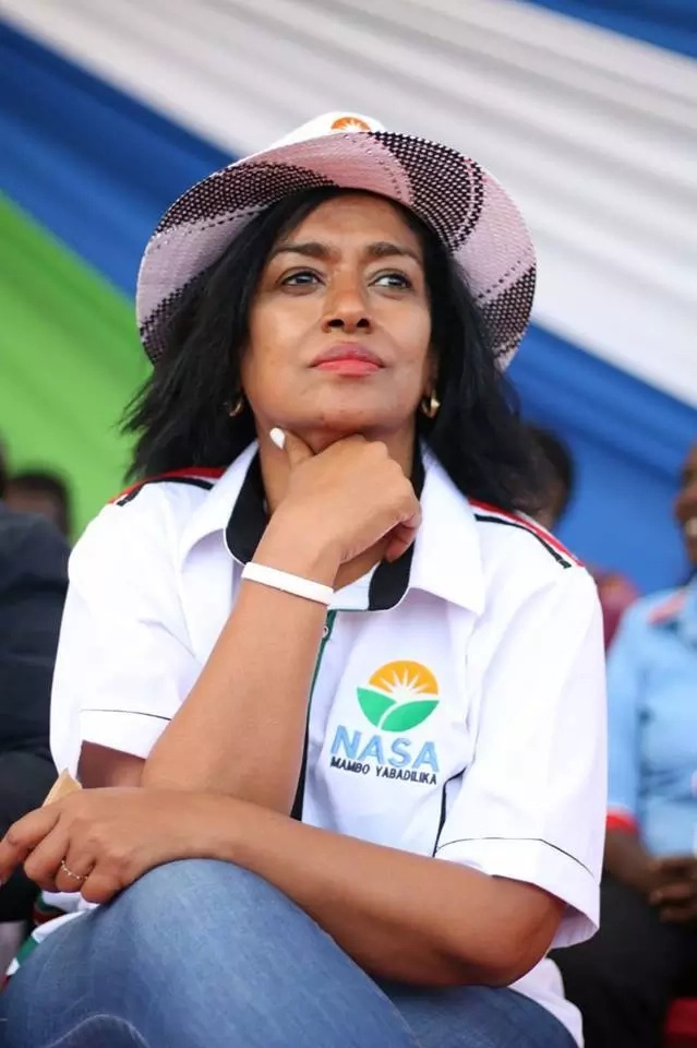 Beauty Esther Passaris reveals Bible study retreat after Sonko's 40-day prayer journey