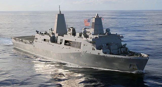 """US Asserts Its """"Freedom Of Navigation"""" In South China Sea"""