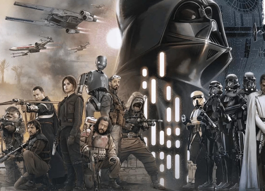 Dying cancer patient got to see Star Wars: Rogue One