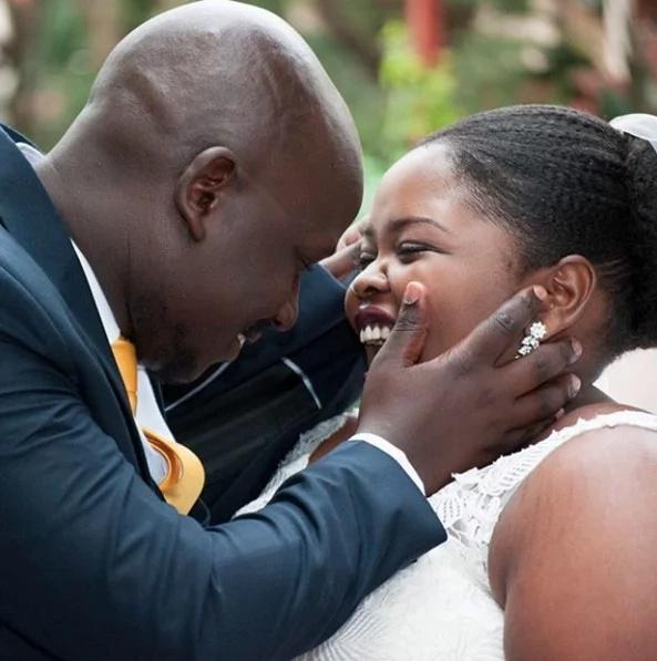 Picha za kupendeza za mwanae mtangazaji maarufu wa Kiss 100