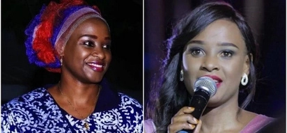 Citizen TV screen siren Kanze Dena shows us her dancing skills and its exciting AF