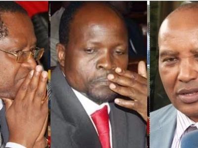 Latest opinion poll results for Embu, Migori and Nyandarua governor seats