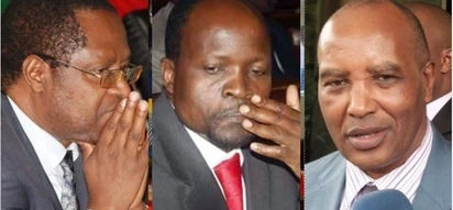 Latest opinion poll results for Embu, Migori and Nyandarua governor seats