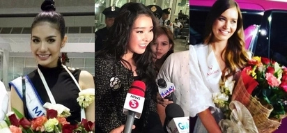 Brace yourselves! Miss Universe 2016 hopefuls arrive for kick-off party in Manila