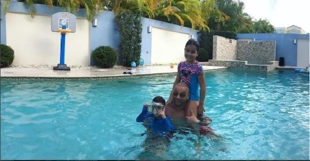 Por qué Wisin es un padre maravilloso