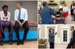 Obama's photographer reminds the world what a president who respects women looks like