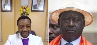 God will punish Kenya if the church will not repent on behalf of Raila Odinga and NASA Coalition followers-City pastor