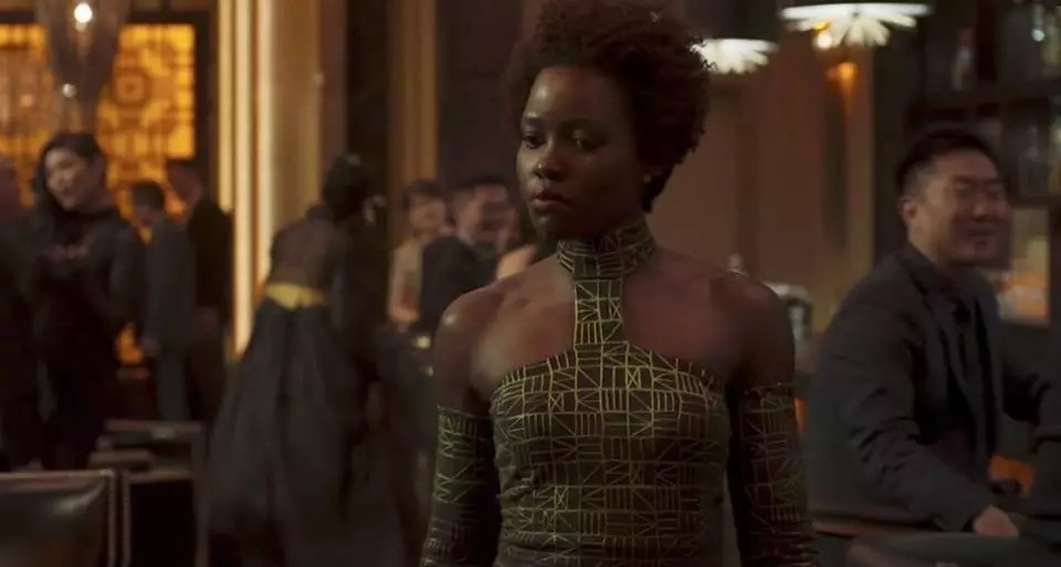 Screenshots Released From Black Panther Teaser Trailer