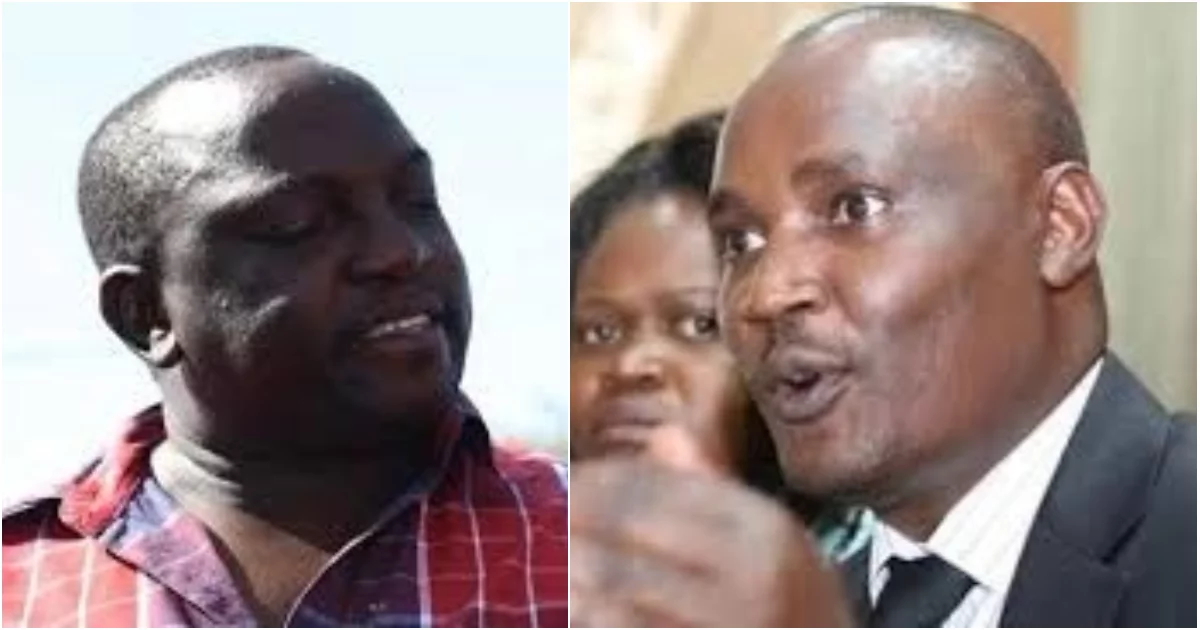 Wiper MP thrown out of Parliament for refusing to vacate ODM chairman's seat