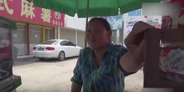 Woman dances around body of pedestrian she ran over