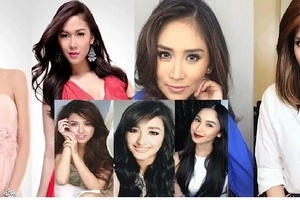 Kim Chiu, Maja Salvador, Julia Barretto , Kathryn Bernardo, Liza Soberano, Toni Gonzaga , and Sarah Geronimo ruled the ASAP centerstage!