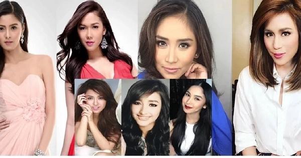 Kim Chiu, Maja Salvador, Julia Barretto , Kathryn Bernardo ...