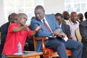 Boniface Mwangi's lawyers react after DP Ruto sued him over Jacob Juma murder