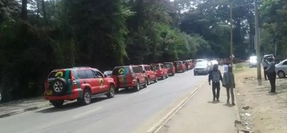 See what is happening to the branded Jubilee SUVs after the launch