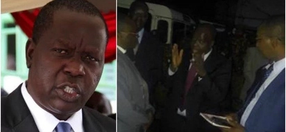 Non-nonsense CS Fred Matiang'i taken to court