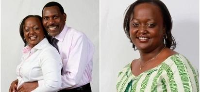Meet the gorgeous lady behind Ezekiel Mutua's success