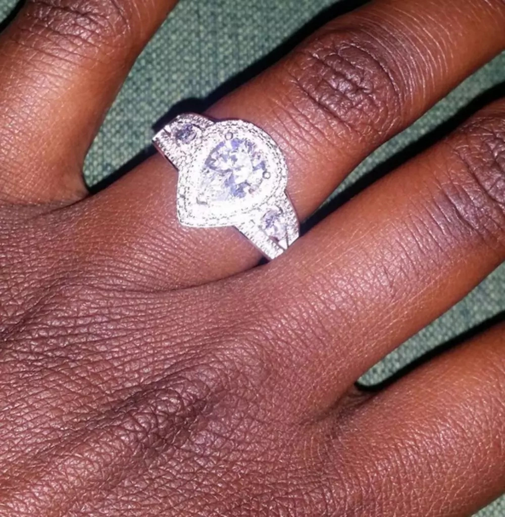 Too cute: praise and worship singer, Eunice Njeri gets engaged