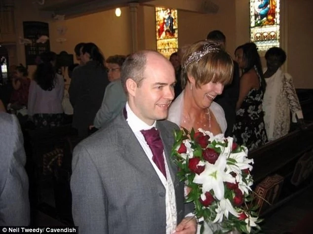 The abuse reportedly began on their wedding night. Photo: Cavendish