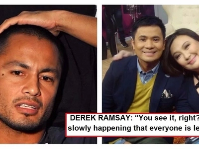 Derek Ramsay opens up about celebrities who are leaving TV5 to go to ABS-CBN or GMA: 'I mean, it's sad'