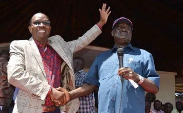 Raila's 'point man' in Jubilee to pay for his costly mistakes
