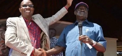 Man at the center of Uhuru's 2013 victory announces his political FUTURE in ODM