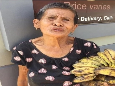 The shocking story of this poor vendor will make you cry hard! Why is life so violent?