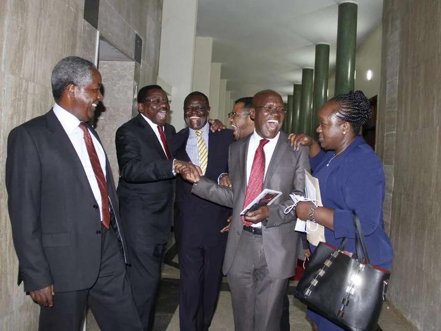 Senator Murkomen's message to Moses Kuria and colleagues
