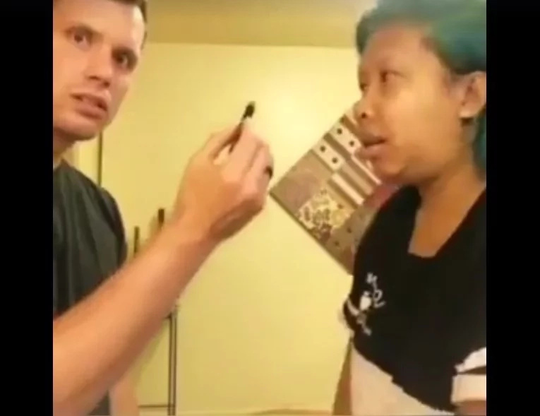Hilarious couple made netizens laugh with viral 'how to do your kilay' video