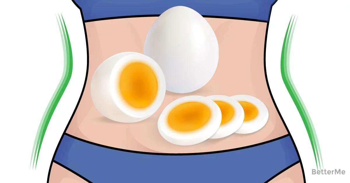 яйца на ночь на диете