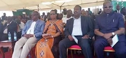 The shocking number of people that attended Ruto's Thanksgiving ceremony (photos)
