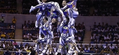 Four-peat na! National University PEP Squad hailed as champion at the 2016 UAAP Cheer Dance Competition