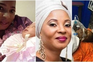 Sadness as popular Nigerian actress Moji Olaiya dies
