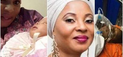 Sadness as popular Nigerian actress Moji Olaiya dies