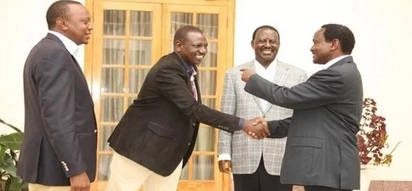 Kenyans will never see change in their country with the entire 2018 political class