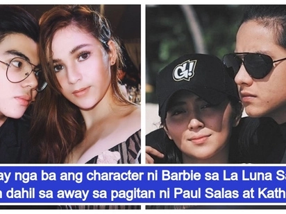 Magkaaway ba? Barbie Imperial breaks silence on alleged conflict with KathNiel due to Paul Salas controversy
