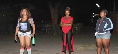 It's bad! Meru residents can't control prostitution anymore and are now doing this